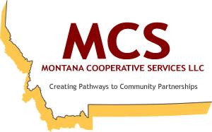 Montana Cooperative Services Logo